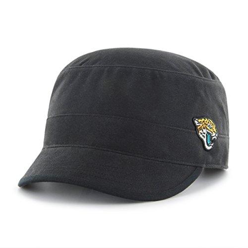 - NFL Jacksonville Jaguars Women's Shipmate OTS Cadet Military-Style Adjustable Hat, Black, Women's
