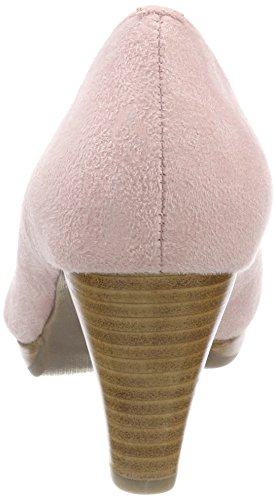 Pink Rosa HIRSCHKOGEL Pumps 022 Damen 3000518 7qgWftw1S