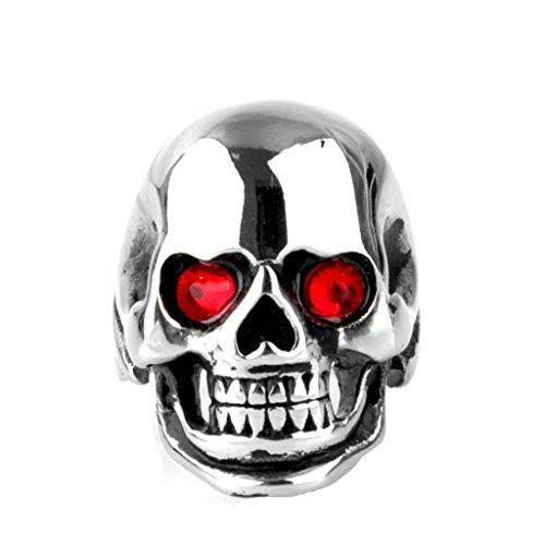Skull Red Eyes - 7