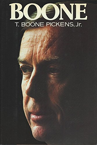 Boone By Jr  T  Boone Pickens  1987 01 01