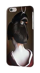 "E1337 Japan Geisha Neck Funda Carcasa Case para IPHONE 6 PLUS (5.5"")"