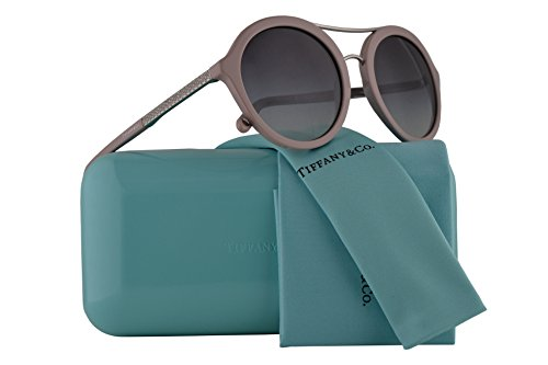 Tiffany & Co. TF4136B Sunglasses Antique Pink w/Grey Gradient Lens 52mm 82313C TF4136-B Tiffany&Co. TF 4136B TF - Tiffany Ophthalmic Frames