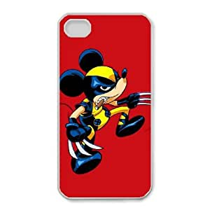 iPhone 4,4S Phone Case Lovely Mickey Mouse Cute Personalized Cover Cell Phone Cases GHX446428