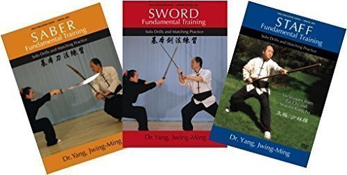 Kung Fu Weapons (Kung Fu Bo Staff)