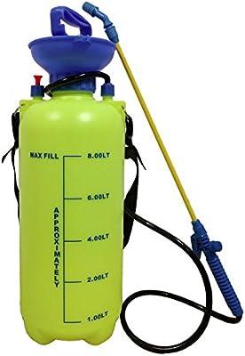 Fumigador pulverizador 8 litros: Amazon.es: Jardín