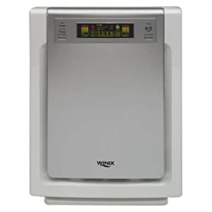 WINIX PlasmaWave<sup>™</sup> Ultimate Pet Series True HEPA Air Cleaner width=