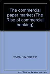 commercial paper market 6 month commercial paper rate (discontinued) historical data, charts, stats and more 6 month commercial paper rate (discontinued) is at 559%, compared to 559% the.