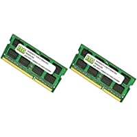 16GB (2 X 8GB) DDR3-1066MHz PC3-8500 SODIMM for Apple iMac Late 2009 Intel Core i7 Quad-Core 2.8GHz 27 MB953LL/A CTO (iMac 11,1)