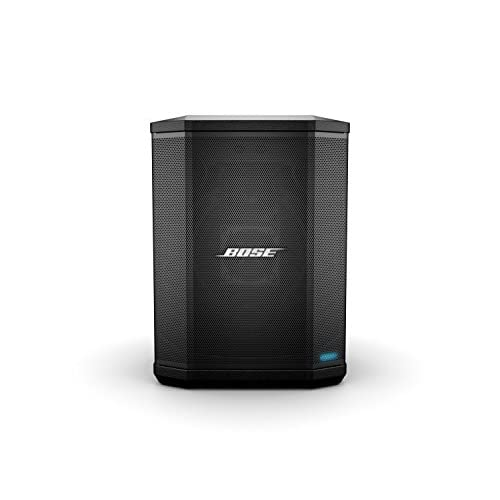 Bose S1 Pro Portable Bluetooth Speaker System w/ Battery – Black