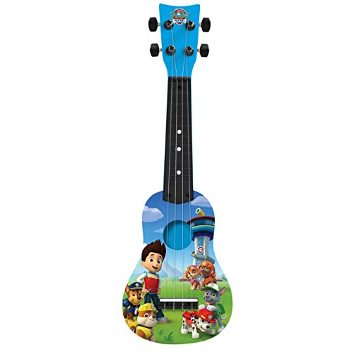 First Act Guitar Tuning (First Act PP285 Nickelodeon Paw Patrol Mini Guitar Ukulele)