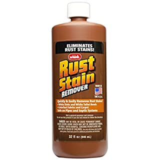 Whink 1232 Rust Stain Remover, 32 Oz
