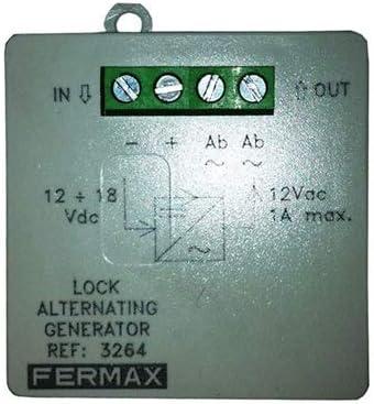 Fermax - Activador abrepuertas alterna: Amazon.es: Bricolaje y herramientas