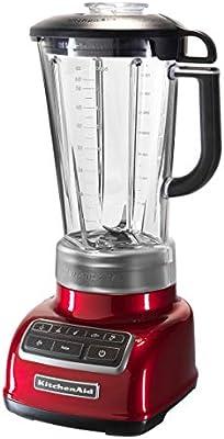 KitchenAid 5KSB1585ECA - Licuadora (1.75 L, 2000 RPM, 11500 RPM ...
