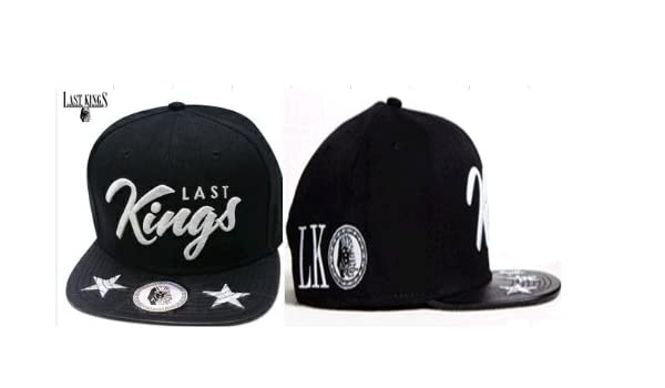 Last Kings Snapback - Gorra con visera, diseño de Last Kings ...