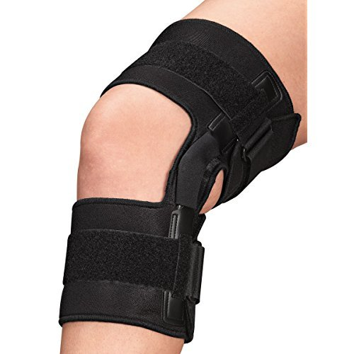 (EasyComforts Knee Brace With Metal Support )