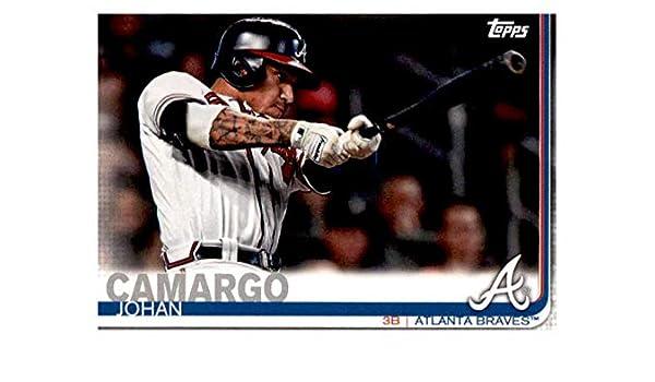 buy popular d52c8 03531 Amazon.com: 2019 Topps Team Edition Atlanta Braves #AB-14 ...