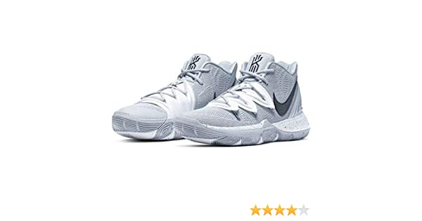 Free Shipping Wolf Grey Nike Kyrie 5