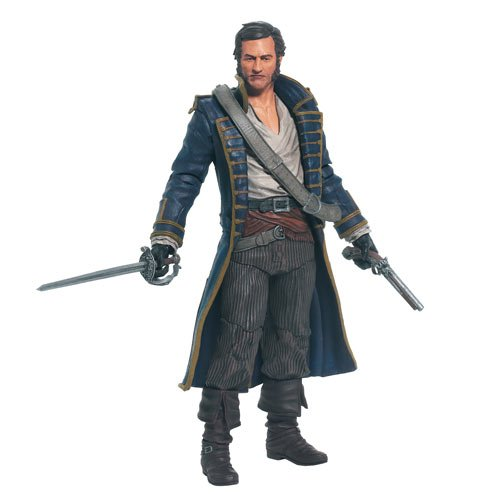 McFarlane Toys Assassin's Creed Series 1- Benjamin Hornigold Action Figure