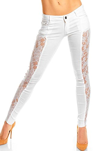 KufvWomens Patchwork Pencil Leggings Trouser