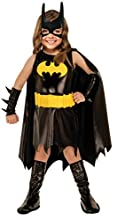 DC Super Heroes Child's Batgirl Costume, Toddler