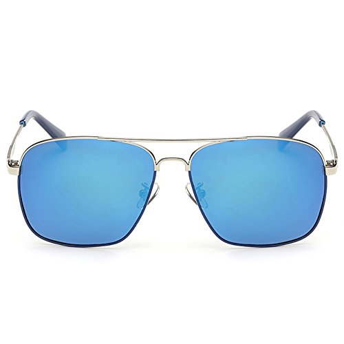 LENSTAR DSG800030C1 New Style Resin Polarized Lens Retro Metal Frames - Online Uk Burberry