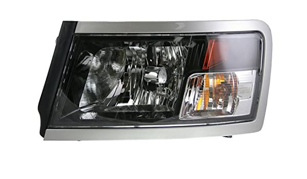 Headlight Headlamp Driver Side Left LH NEW for Mazda B-Series Pickup Truck
