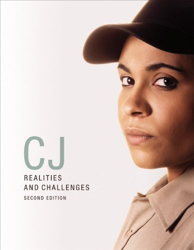 CJ: Realities and Challenges (Ruth Masters)