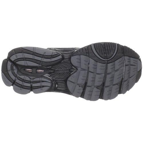 Saucony Women's ProGrid Echelon LE Walking Shoe,Black/Grey,6 M US