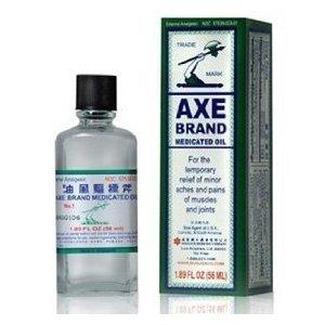 Axe Brand Medicated Oil (1.89 Fl. Oz. - 56 Ml.) - 1 bottle