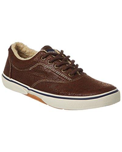 Sperry Halyard CVO Brown Bootsschuhe Segelschuhe Sneaker Herren