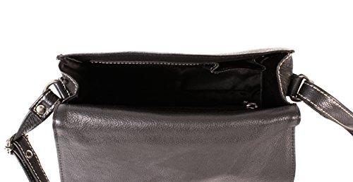 mujer Oxbridge para small mochila Bolso Shop marrón Satchel rpqwapHX