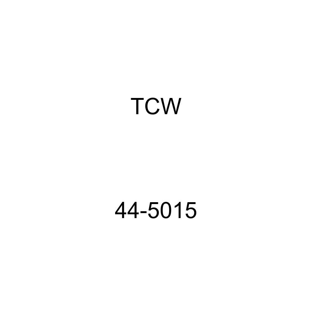 TCW Quality A//C Condenser 44-5015 with Perfect Vehicle Fitment