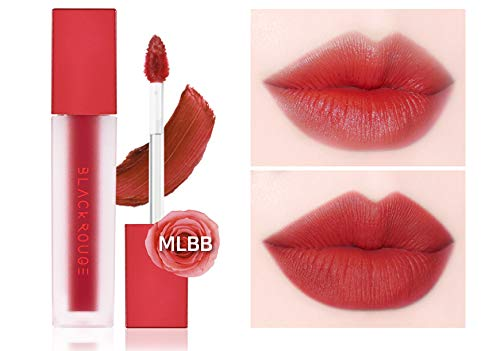 BLACK ROUGE Air Fit Velvet Tint Lip tint Velvet tint mlbb Kbeauty ()