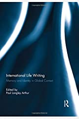 International Life Writing: Memory and Identity in Global Context Hardcover