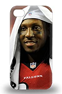 Fashion 3D PC Case Cover For Iphone 4/4s NFL Atlanta Falcons Roddy White #84 ( Custom Picture iPhone 6, iPhone 6 PLUS, iPhone 5, iPhone 5S, iPhone 5C, iPhone 4, iPhone 4S,Galaxy S6,Galaxy S5,Galaxy S4,Galaxy S3,Note 3,iPad Mini-Mini 2,iPad Air )