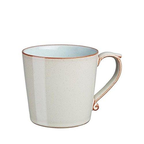 Denby Mug, Large, Pavilion Blue, Set of 4
