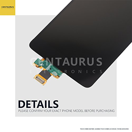 For LG Stylo 2 Plus 4G MS550 K550 k557 Touch Screen Digitizer LCD Display Assembly Black by Generic (Image #4)