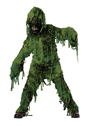 California Costumes Swamp Monster Child Costume, X-Large by California Costumes (Swamp Monster Costume)