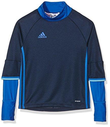 adidas Kinder Sweatshirt Con16 Trg Top Y, collegiate navy/blau, 140, S93550