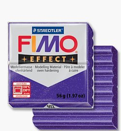 Fimo Effect Polymer Clay 2oz-Vanilla Photo #1