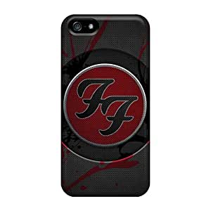 Marycase88 Iphone 5/5s Protector Cell-phone Hard Covers Custom Vivid Foo Fighters Band Series [tCZ9445ACav]