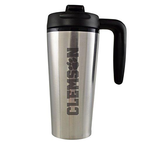 Clemson Tigers Travel Mug Clemson Travel Mug Clemson