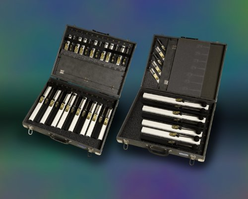 MelodyChime® Instruments, 3 Octave Set, Notes C4-C7