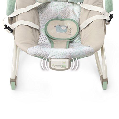 Amazon Ingenuity Injoy Infant Rocking Seat Lullaby Lamb Baby