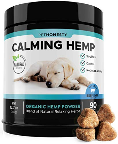 PetHonesty Hemp Calming Treats Dogs
