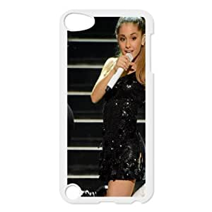C-EUR Customized Print Ariana Grande Pattern Hard Case for iPod Touch 5
