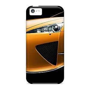 Defender Case For Iphone 5c, Front Lexus Lfa Nrburgring Pattern
