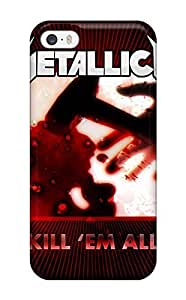 phone covers Brand New 5c Defender Case For Iphone (metallica Kill Em All)