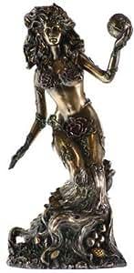 Gaia tierra madre Estatua