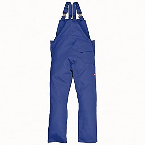 Grey//Black Heavy-Duty DINOZAVR Sirius Mens Work Bib and Brace Overalls Dungarees
